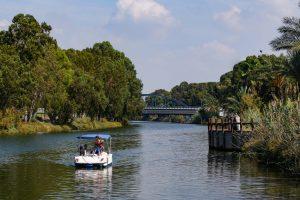 tel aviv park hayarkon