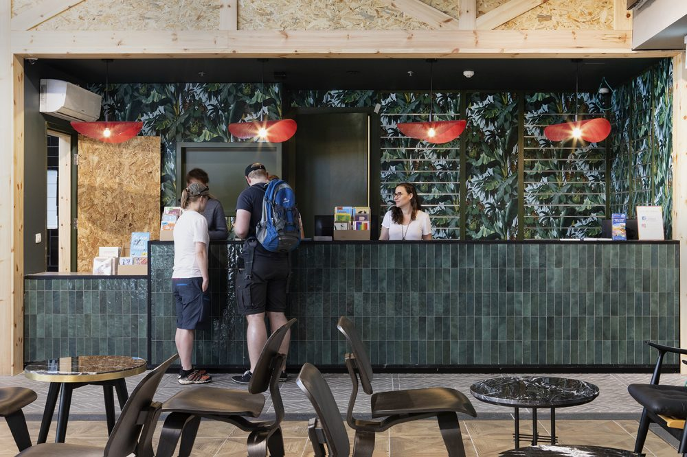Capsule Hotel in Tel Aviv