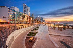 לינה בתל אביב – כל האפשרויות לפניכם